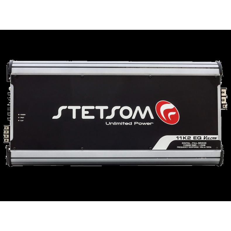 STETSOM Vulcan - 11K2 ES ? 1 Ohm