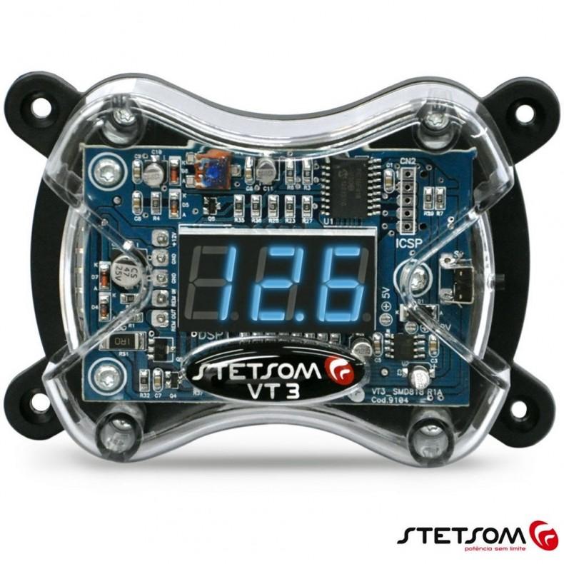 STETSOM VT3 - cyfrowy woltomierz