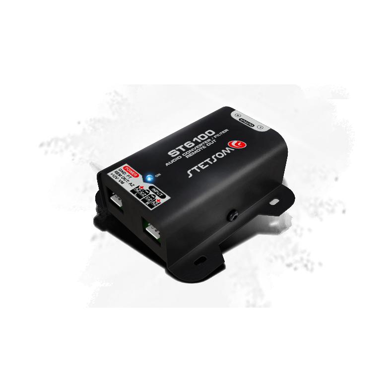 STETSOM ST6100 konwerter RCA z filtrem
