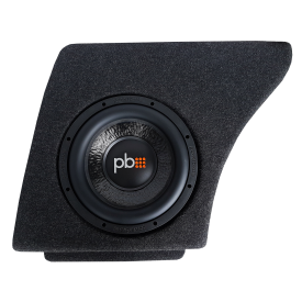 Subwoofer VW Passat B6 kombi PowerBass M-1004
