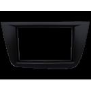 Dietz ramka radiowa czarna Seat Leon