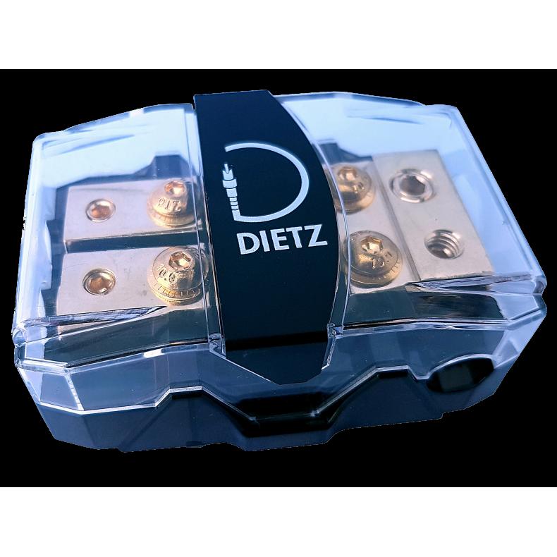 Dietz Oprawa bezpiecznika 2 x Mini-ANL