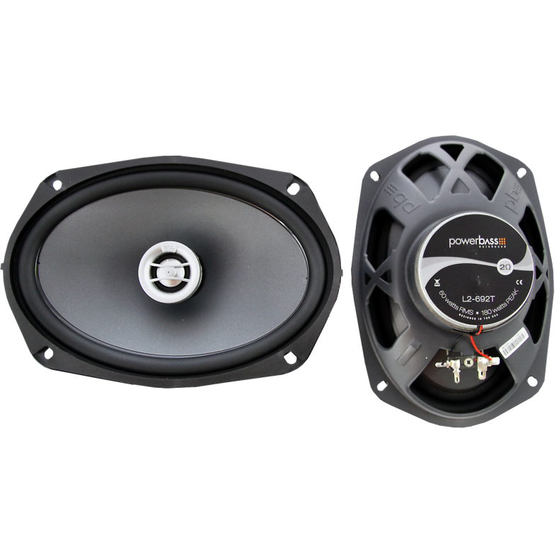 PowerBass L2-692T 2 Ohm