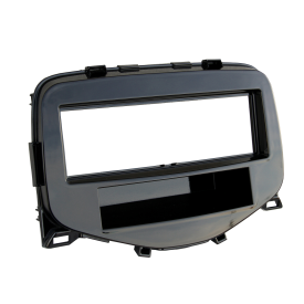 Dietz ramka radiowa czarna Citroen C1