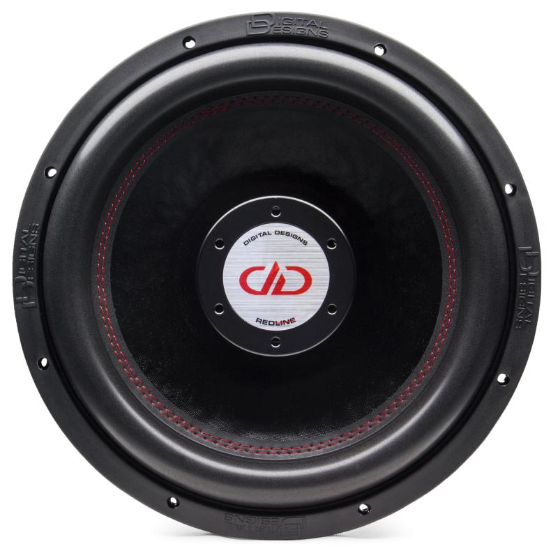 DD Audio REDLINE SL710 DVC4