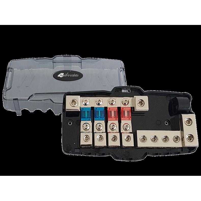 4Connect oprawa blok bezpieczników 4-FB420