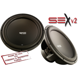 RE Audio SEX15D2 v2