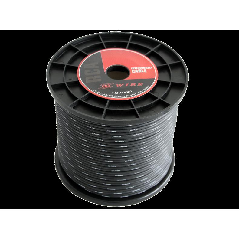 DD Audio Z-Wire kabel RCA na metry