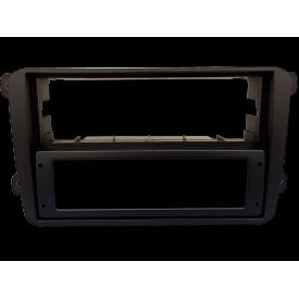 Dietz czarna ramka radiowa Seat Skoda Volkswagen