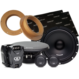 Głośniki do VW Golf V przód DD Audio RL-CS6.5