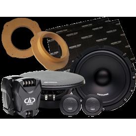 Głośniki do Seat Leon III przód DD Audio RL-CS6.5