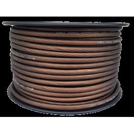 4Connect brązowy kabel zasilający 10 mm2