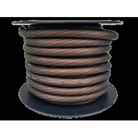 4Connect brązowy kabel zasilający 70 mm2