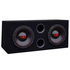 DD Audio REDLINE DD110-2BRS S4
