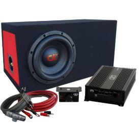 DD Audio Redline DD508d2 Bass Kit-1