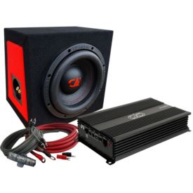 DD Audio DD508-D2 Bass Kit