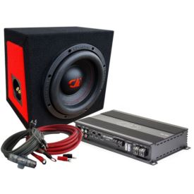 DD Audio Redline DD508-D4 Bass Kit-C