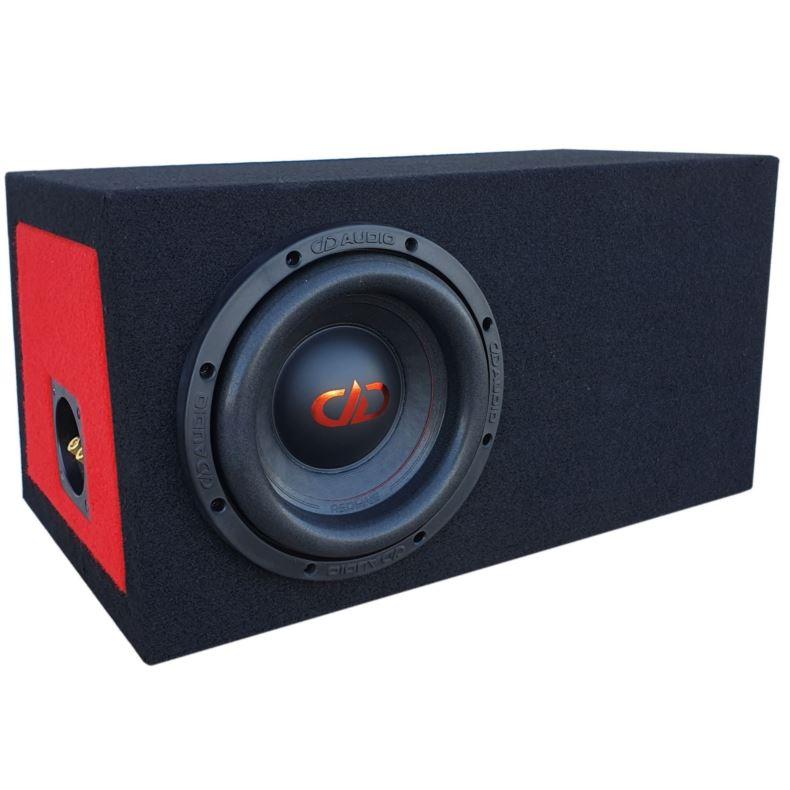 DD Audio Redline DD508d-BR D2