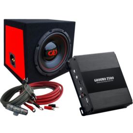 DD Audio Redline DD110 Bass Kit-C