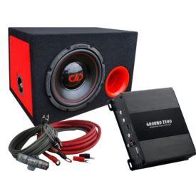 DD Audio Redline DD110 Bass Kit-BR