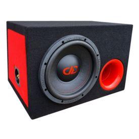 DD Audio Redline DD210-BR D4 2x2 Ohm