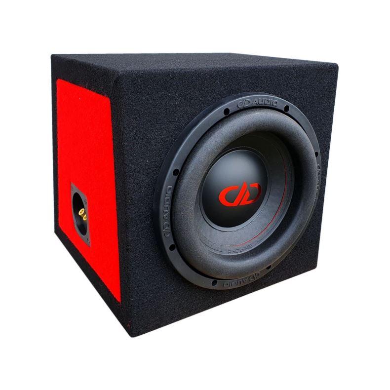 DD Audio Redline DD510-C D4 2x4 Ohm