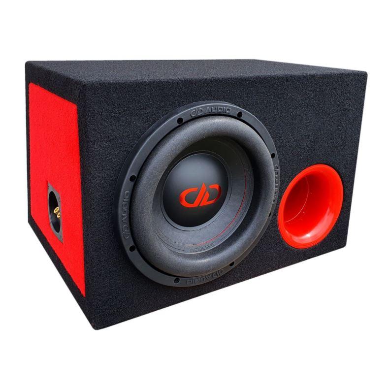 DD Audio Redline DD510-BR D2 2x2 Ohm