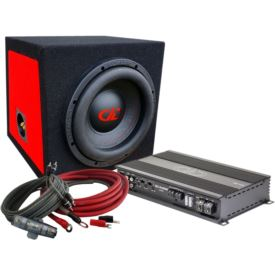 DD Audio Redline DD510 D4 Bass Kit-C