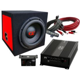 DD Audio Redline DD510 D2 Bass Kit-C