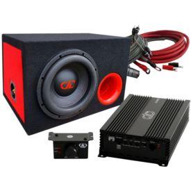 DD Audio Redline DD510 D2 Bass Kit-BR