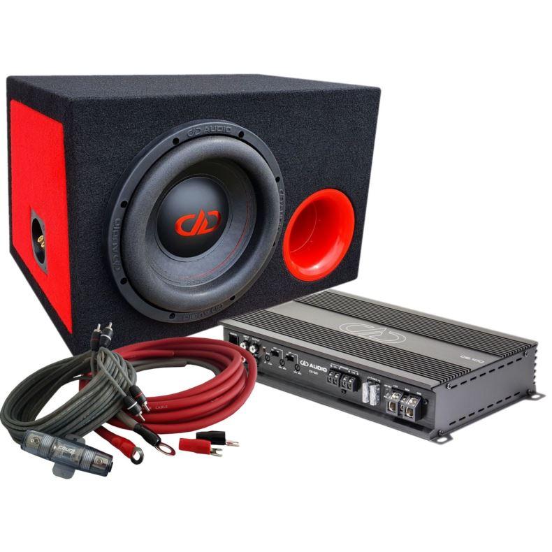 DD Audio Redline DD510 D4 Bass Kit-BR